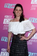 Paget Brewster -                             TV Land Icon Awards Santa Monica April 10th 2016.