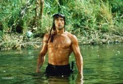 Рэмбо: Первая кровь 2 / Rambo: First Blood Part II (Сильвестр Сталлоне, 1985)  36894c477322301