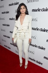 Kylie Jenner - 'Fresh Faces' Marie Claire Party in LA 4/11/16