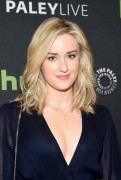 Ashley Johnson - PaleyLive : An Evening With The Cast & Creator Of ''Blindspot'' New York City April 11th 2016 MQ