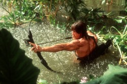 Рэмбо: Первая кровь 2 / Rambo: First Blood Part II (Сильвестр Сталлоне, 1985)  7805f1477452584