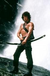 Рэмбо: Первая кровь 2 / Rambo: First Blood Part II (Сильвестр Сталлоне, 1985)  9bde15477452600