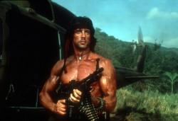 Рэмбо: Первая кровь 2 / Rambo: First Blood Part II (Сильвестр Сталлоне, 1985)  D1e469477452577