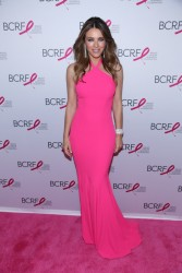 Elizabeth Hurley - 2016 Breast Cancer Research Foundation Hot Pink Party in NYC 4/12/16