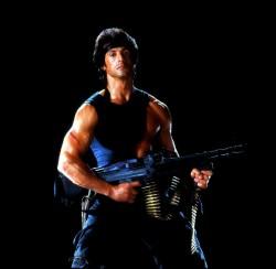 Рэмбо: Первая кровь 2 / Rambo: First Blood Part II (Сильвестр Сталлоне, 1985)  0d5bcd477600136