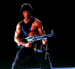 Рэмбо: Первая кровь 2 / Rambo: First Blood Part II (Сильвестр Сталлоне, 1985)  85ff2c477600098