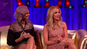 Alesha Dixon & Amanda Holden @ Alan Carr - Chatty Man | April 8 2016