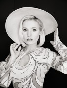 Kristen Bell -              By For Sam Jones Off Camera 2016.