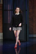 Maisie Williams @ Late Night with Seth Meyers   April 13   17 pics
