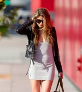 Rachel McCord | Out & about in LA | April 13 | 10 pics