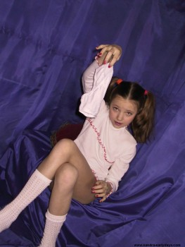 sandra teen model stream