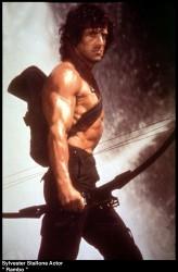 Рэмбо: Первая кровь 2 / Rambo: First Blood Part II (Сильвестр Сталлоне, 1985)  110fc0478107485