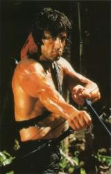 Рэмбо: Первая кровь 2 / Rambo: First Blood Part II (Сильвестр Сталлоне, 1985)  60affd478109195