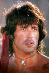 Рэмбо: Первая кровь 2 / Rambo: First Blood Part II (Сильвестр Сталлоне, 1985)  898bcd478109182