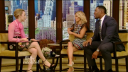 Saoirse Ronan @ Live with Kelly & Michael | April 15 2016