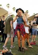 Olivia Holt @ Coachella Valley Music & Arts Festival in Indio | April 16 | 16 pics