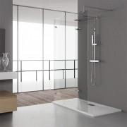 foto di piatti doccia filo pavimento