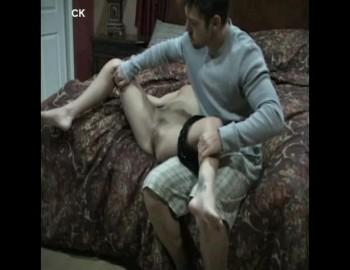 Beautiful threesome porn tube