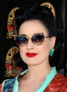 Dita Von Teese -             Viva Las Vegas Rockabilly Weekend Las Vegas April 16th.