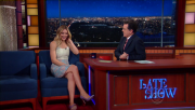 Katharine McPhee @ The Late Show with Stephen Colbert | April 18 2016