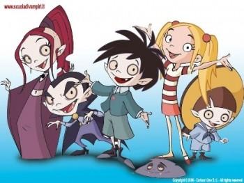 Scuola di vampiri