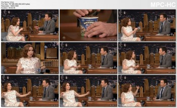 ELLIE KEMPER *legs, interview* - fallon 2016-4-13