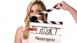 Olivia Holt in a Neutrogena ad x19 plus video link