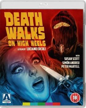 La morte cammina con i tacchi alti (1971) Full Blu-Ray 42Gb AVC ITA ENG DTS-HD MA 1.0