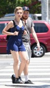 Jennette McCurdy | Out in LA | April 23 | 2 pics