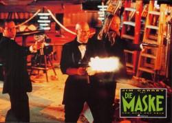 Маска / The Mask (Кэмерон Диаз, Джим Керри, 1994)  43a754480166727