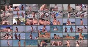 Nude Euro Beaches 18 (Nudist pussies and cunts - beach close-ups. Hidden Cam)