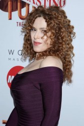 Bernadette Peters -              Opening Night Of Tuck Everlasting New York April 26th 2016.