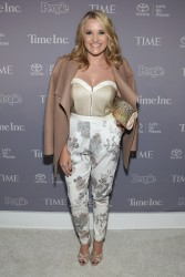 Emily Osment - TIME and People's Annual White House Correspondents' Association Cocktail Party 4/29/16