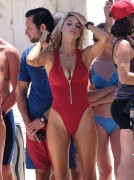 "Kelly Rohrbach | On the Set of ""Baywatch"" in Georgia 