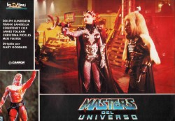 Властелины Вселенной / Masters of Universe (Дольф Лундгрен, 1987) 813556480739272
