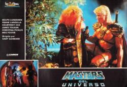 Властелины Вселенной / Masters of Universe (Дольф Лундгрен, 1987) 97c04b480739245