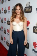 Minka Kelly -                 IHeart Country Radio Music Festival Austin Texas April 30th 2016.