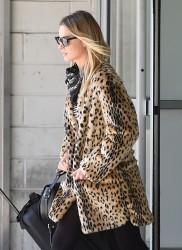 Margot Robbie - At JFK Airport 4/30/16