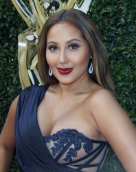 Adrienne Bailon - 2016 Daytime Emmy Awards in LA 5/1/16