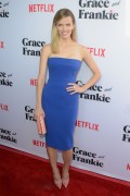 Brooklyn Decker -              Netflix Original Series Season 2 Premiere Of 'Grace & Frankie' May 1st 2016.