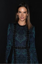 Alessandra Ambrosio - Balmain 2016 Met Gala After Party in NYC 5/2/16