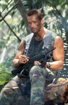 Хищник / Predator (Арнольд Шварценеггер / Arnold Schwarzenegger, 1987) A70cb7481439285