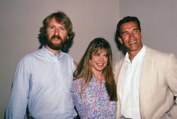 Терминатор 2 - Судный день / Terminator 2 Judgment Day (Арнольд Шварценеггер, Линда Хэмилтон, Эдвард Ферлонг, 1991) 80b79f481451976