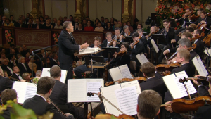 Vienna Philharmonic New Year's Concert (2016) Blu-ray 1080i AVC DTS-HD 5.1