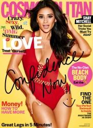 Shay Mitchell - Cosmopolitan June 2016