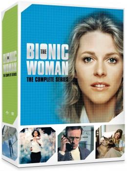La donna bionica - Stagione 3 (1978) [Completa] .avi DVDRip AC3 ITA