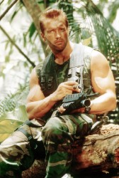 Хищник / Predator (Арнольд Шварценеггер / Arnold Schwarzenegger, 1987) 65b6e0482006299