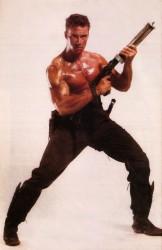 Киборг / Cyborg; Жан-Клод Ван Дамм (Jean-Claude Van Damme), 1989 B47439482289963