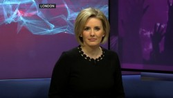 Polly Whitehouse - Newscaster Channel 5 News & Reuters