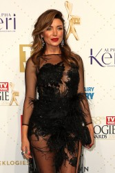 Dannii Minogue -                  	58th Annual Logie Awards Melbourne May 8th 2016 (MQ).